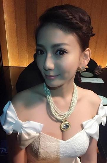 """台""""反服贸女王""""刘乔安涉违反"""