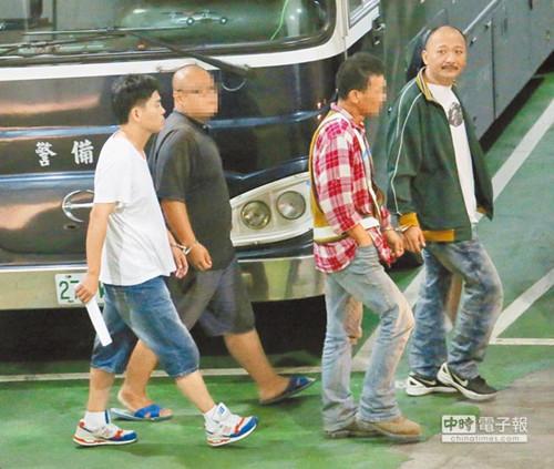 香港富商在台绑架案警方怀疑港人指使犯案(图)