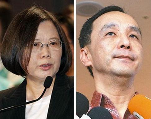 国民党吁蔡英文快同意辩论民进党:正式登记后