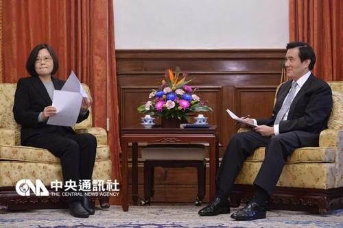 """""""双英会""""难帮台湾突破困境岛内政治和解不被看好"""