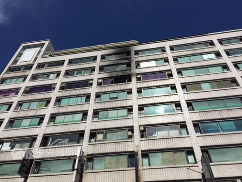 台湾新北市老人中心大火6死朱立伦提前返台处理