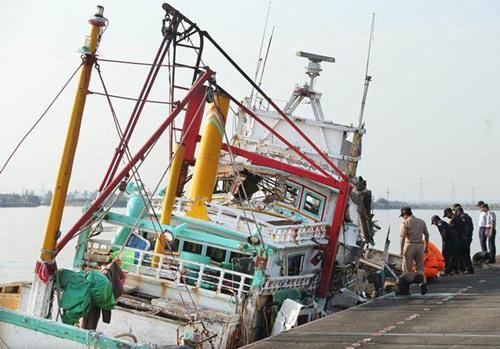 台军误射雄三导弹案:遇难船长家属获赔3484万台币
