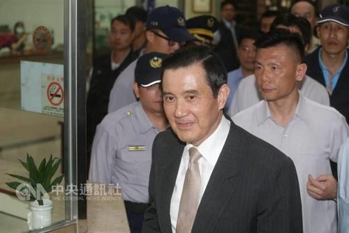 马英九涉教唆泄密案台北检方下周将首度传讯