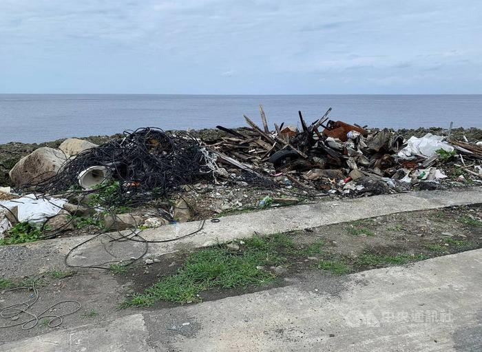 台东兰屿绿岛前9月清逾3吨垃圾乱丢最高罚6000台币