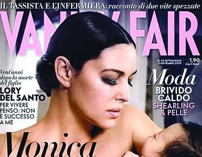 意足球教母自比熟梨 46岁半裸登杂志封面(图)