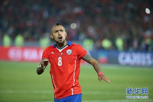 拜仁正式签约智利悍将比达尔 转会费3500万欧元