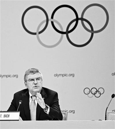 巴赫推《2020议程》 节俭办奥运将成申办关键词