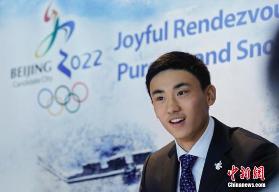 冰球新星驰援中国代表团 宋安东将会成亮点