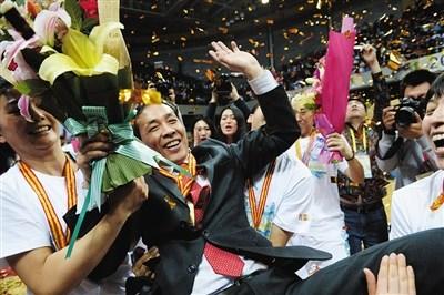 许利民:今年拿冠军是必然人才匮乏已非常现实