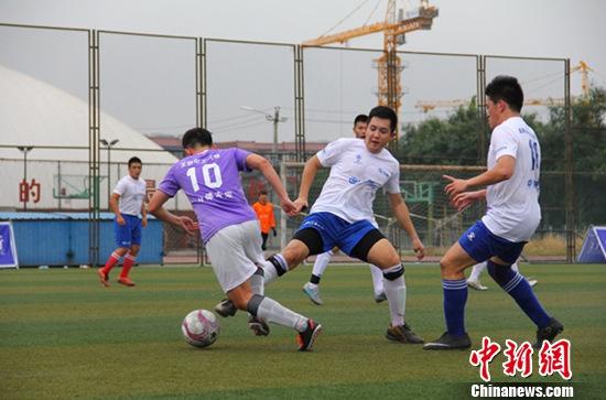 JFC青足锦淘汰赛国庆开战高校足球诸强展开激战