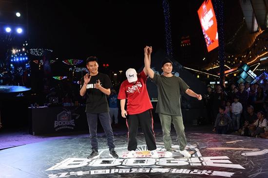 国际街舞挑战赛南宁站收官四站晋级选手皆出炉