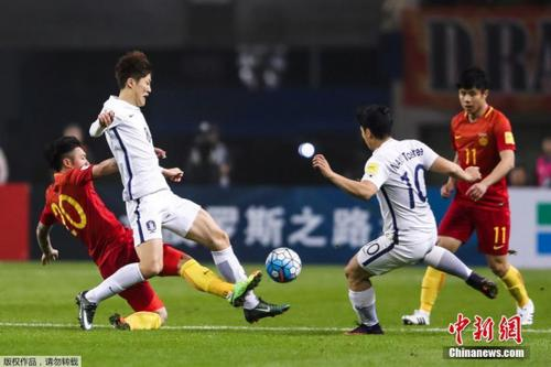 蒿俊闵:抱着必胜决心上场从未惧怕过韩国队