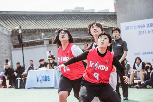 NBA中国宣布四川将举办Jr.NBA联赛16支球队参与