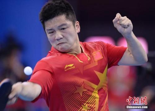 樊振东夺乒乓球亚锦赛男单冠军中国队实现八连冠