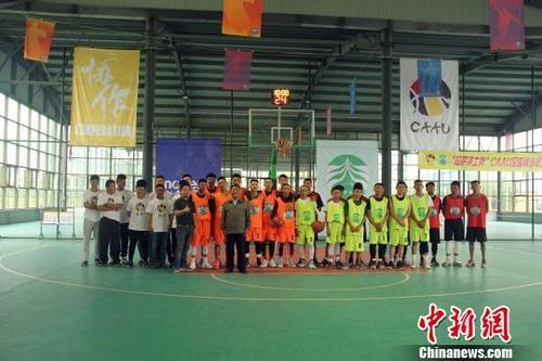 西藏首支职业篮球队聘请外援拓国际化视野