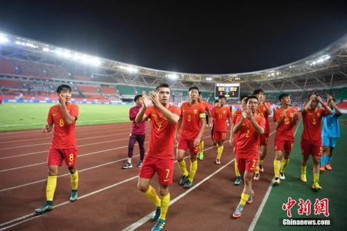 国青四国赛中国队1-3惜败墨西哥队获亚军