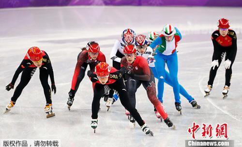 冬奥中国队被判犯规专家解读判罚是否真怨裁判