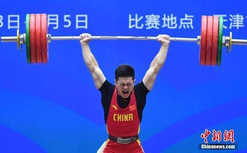 20块金牌!举重世锦赛中国大力士雄踞金牌榜首