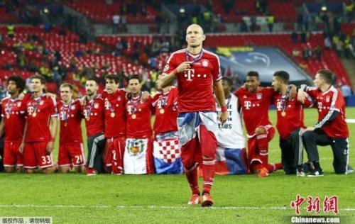 罗本:这是最后一年为拜仁效力明夏不排除退役
