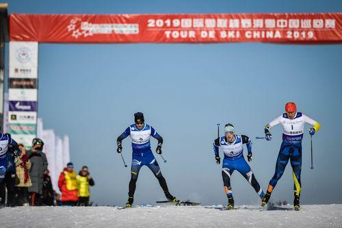 国际雪联越野滑雪中国巡回赛首站比赛王强夺男子组冠军