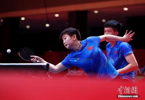 国乒28人出战匈牙利公开赛新增混双项目受关注