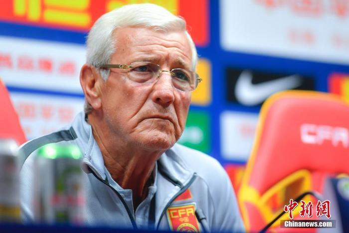 里皮:踢叙利亚国足阵容不会有太大改变