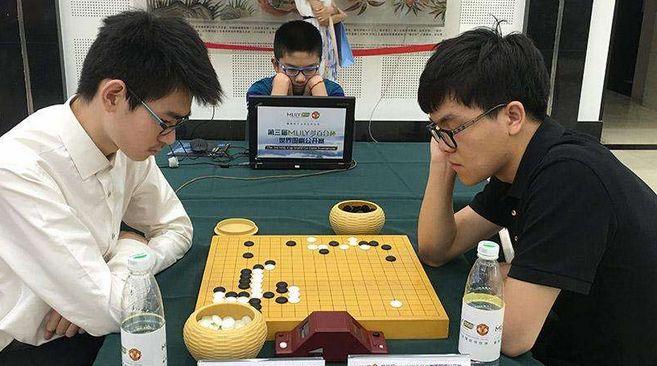 世界围棋公开赛决出16强 中国棋手拿下12席