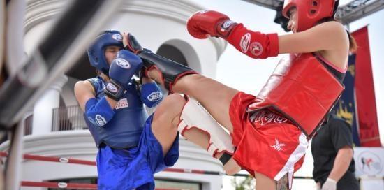 2019首届世界泰拳节在芭提雅开幕