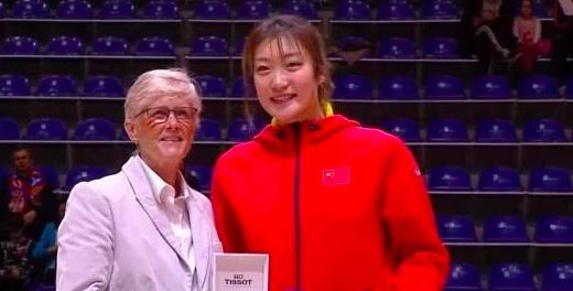 勒布朗-梦上线!李梦获女篮奥运资格赛B组MVP