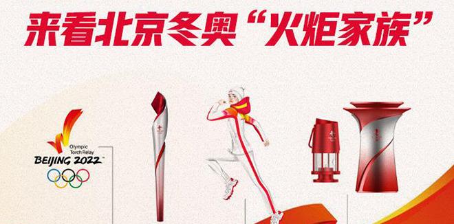 """上新了!来看中福在线,中福在线app冬奥""""火炬家族"""""""