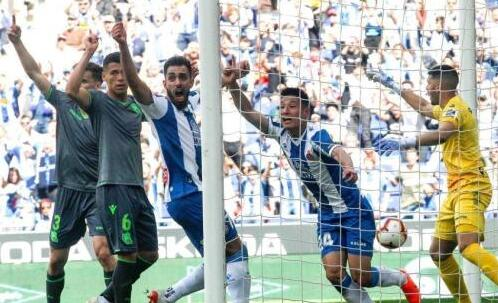 厉害了武球王!武磊两球入选西班牙人赛季十佳进球