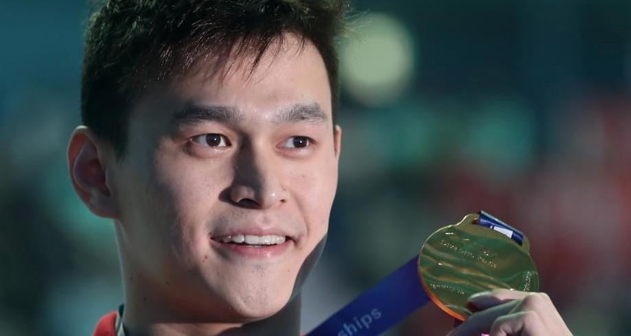 孙杨挺进200自半决赛 徐嘉余提前晋级百米仰泳半决赛