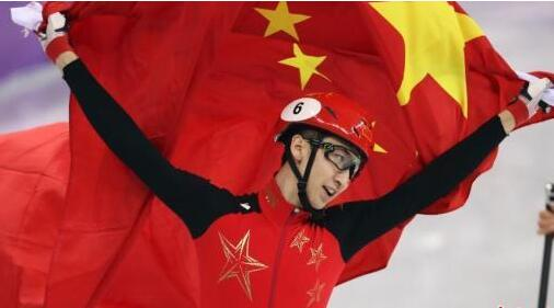 再破世界纪录!武大靖豪取短道速滑500米赛季三连冠