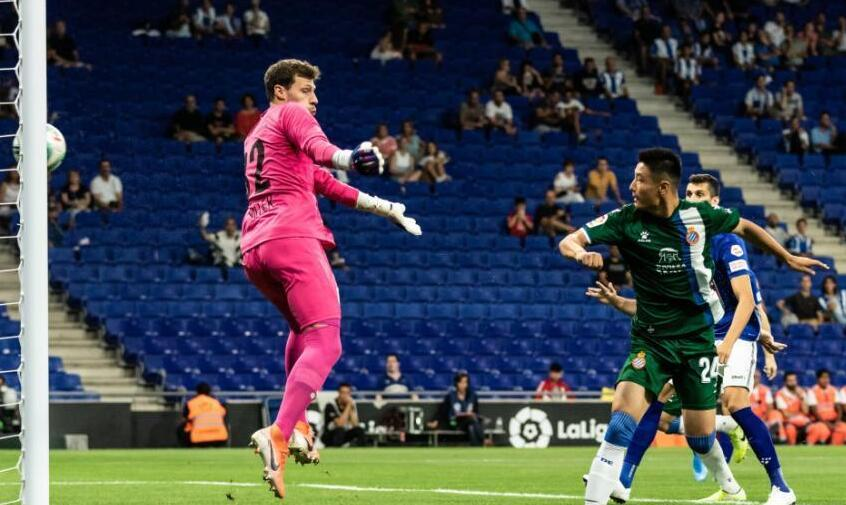 中国球员时隔2229天欧战再破门 武磊欧联杯资格赛收获进球