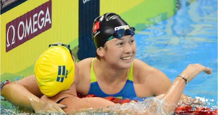2020年FINA冠军游泳系列赛(深圳站)开赛
