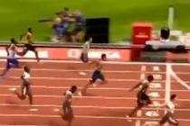 谢震业破男子200米亚洲纪录夺冠