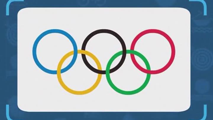 """奥运五环诠释你与我的""""环环相扣"""""""