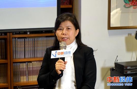 作者 刘英(中国人民大学重阳金融研究院研究员)
