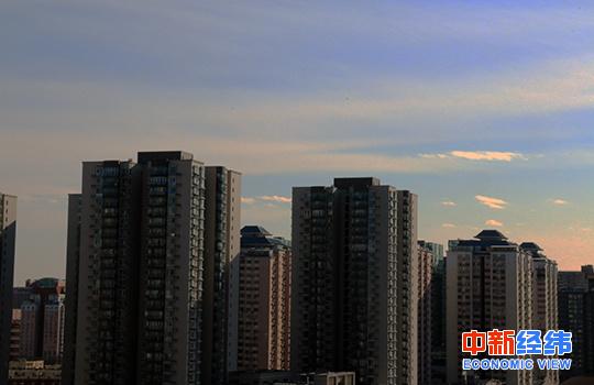 建筑群。中新经纬 王培文 摄