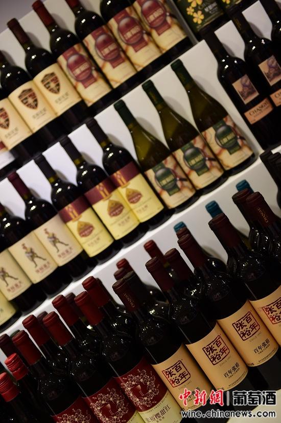 2015年烟台葡萄酒产量达32.84万千升