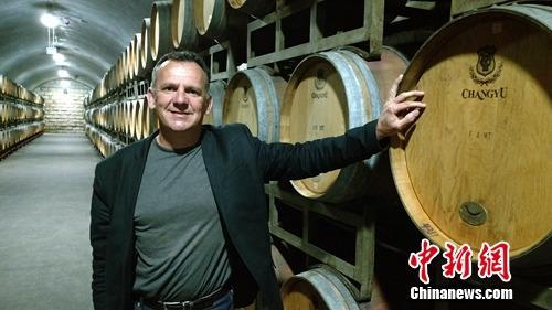 法国葡萄酒大师罗德里克品鉴张裕葡萄酒