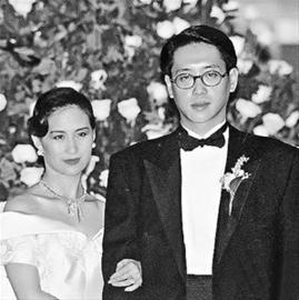 李嘉欣/许晋亨与赌王千金何超琼有过一段短暂的婚姻