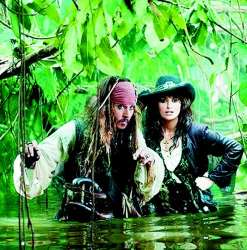 迪士尼酝酿《加勒比海盗5》 德普有望继续出演