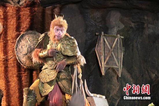 """《西游记》播出第一集,观众即对新版""""石猴""""有诸多疑惑:为什么它出生时图片"""