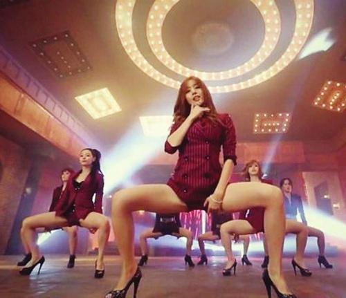 女子街舞教学视频_
