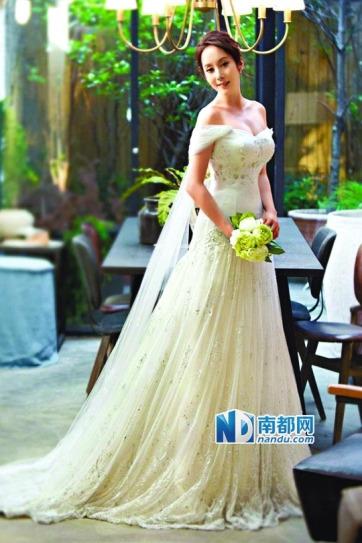 36岁许慧欣巴厘岛完婚计划积极造人(图)