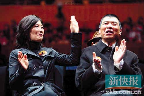 日前有消息称,冯小刚夫人徐帆将拿起话筒.