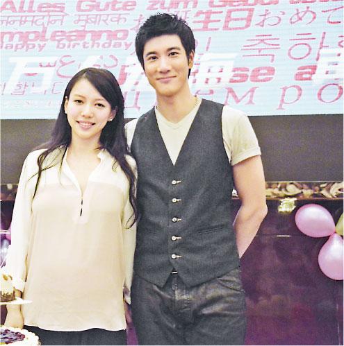 王力宏曾订月子中心公司:没想到他妻子提前生