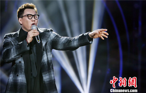 韩歌手郑淳元唱《暗香》孙楠:中文八级了吧(图)
