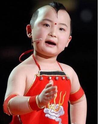曾两度登上春晚童星邓鸣贺病逝年仅8岁(图)